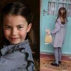 """Kate Middleton, Charlotte compie 5 anni. Le foto del compleanno """"originale"""" in tempo di coronavirus"""