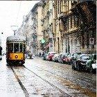 Scuole chiuse a Roma, la stoccata di Sala alla collega Raggi: «I milanesi non si spaventano per due fiocchi di neve»