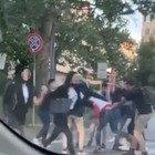 Risse e feriti nella movida: sangue a piazza Bologna e Trastevere