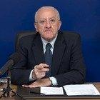 De Luca attacca: «Il Governo deve essere mandato a casa»