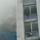 "Incendio in un albergo a Manila, 4 morti: ""Persone intrappolate"" Video"