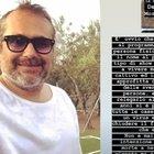 Yari Carrisi e le minacce a Barbara D'Urso, lui replica: «Non ho augurato la morte a lei ma al programma»