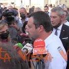 Sparatoria Voghera, Salvini: «Se prendo le distanze? No, lascio decidere a giudici»