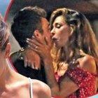 Belen Rodriguez e Antonino Spinalbese innamorati, eccoli mentre si baciano: chi è il nuovo fidanzato