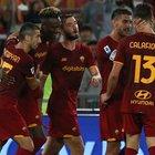 Roma-Udinese, le foto