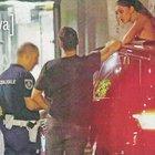 Il precedente. Belen, folle notte a Milano: fermata dalla polizia, ecco perché