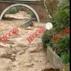 Maltempo, alluvione nel Lazio: Aurelia allagata, disagi a scuole Civitavecchia Mareggiata e caos sul litorale romano
