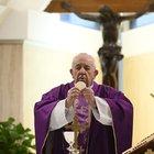 Coronavirus, tampone anche a Papa Francesco dopo il caso di contagio a Santa Marta