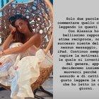 Belen smentisce il tradimento di Stefano De Martino: «Con Alessia Marcuzzi stima reciproca. Non è mai successo niente, tutte caz***»