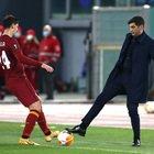 """Roma, Fonseca si gode il tris dei suoi """"azzurri"""": «Sono innamorato di questa squadra»"""