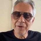 Andrea Bocelli chiede scusa: «Mi dispiace se ho offeso e ferito qualcuno» IL VIDEOMESSAGGIO