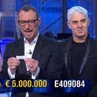 Lotteria Italia 2020, estrazione in diretta a I Soliti Ignoti: tutti i biglietti vincenti