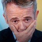 Pierluigi Diaco scoppia a piangere a Io e Te e si allontana dallo studio. «Katia conduci tu...»