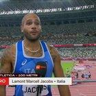 Jacobs: «Oro olimpico il mio sogno fin da bambino»