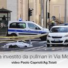 L'incidente in Via Merulana Video