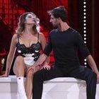 Ballando con le Stelle, Elisa Isoardi e il ballo sensuale con il piede fasciato