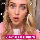 Chiara Ferragni, brutto incontro in aereo: «Un uomo mi ha fotografata mentre dormivo, poi è scappato in bagno»