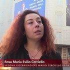 Cerciello Rega, la vedova: «A Roma Mario è morto facendo il suo dovere, non perderò un'udienza»