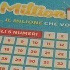 Million Day, i numeri vincenti di giovedì 18 febbraio 2021