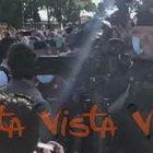 """Sovranisti monetari e """"no mask"""" a piazza San Giovanni. Le immagini della manifestazione"""