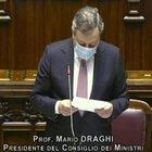 Draghi: «Feste matrimoni? Fondamentale avere pazienza»