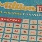 Million Day, i cinque numeri vincenti di domenica 25 ottobre 2020