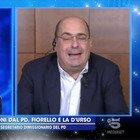 Barbara D'Urso a Zingaretti: «Mi sento in colpa». Lui: «Dimissioni irrevocabili. Salvini? Non faccia il furbo»