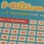 Million Day, numeri vincenti di giovedì 21 gennaio 2021