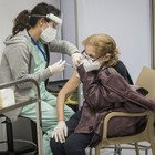 Lazio, via alla vaccinazione dei 65enni