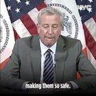 Covid, a New York scuole chiuse. Il sindaco de Blasio: «Troppi contagi in città»