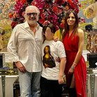 Elisabetta Gregoraci, Natale con Flavio Briatore e Nathan Falco. L'accusa dei fan: «Hai preso in giro Pierpaolo Pretelli»