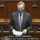 """Giustizia, Draghi: """"Processo giusto e ragionevole in linea con media Paesi Ue"""""""