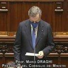 Draghi: «Sport, anche se non ne ho parlato non vuol dire che non è importante»