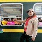 A Wuhan è partito il primo treno turistico del 2021: a bordo 900 persone, tour di due giorni
