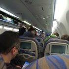 Salvatore muore in volo Alitalia tra New York e Roma, disperati tentativi di 4 medici di salvare il 47enne