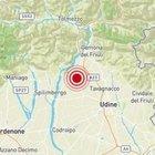 Terremoto a Udine di 3.3 magnitudo, avvertito chiaramente anche a Pordenone e Gemona del Friuli