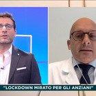 Covid, il virologo Broccolo: «Lockdown? Sì, ma solo per fasce di età»