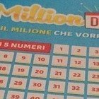 Million Day, estrazione di sabato 31 agosto 2019: i numeri vincenti