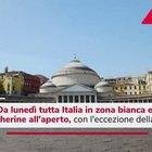 Tutta Italia zona bianca dal 28 giugno