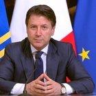 Il premier Giuseppe Conte in conferenza stampa. La diretta dalle 18