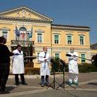 Coronavirus a Roma, allo Spallanzani 81 ricoverati di cui 40 positivi. «4 pazienti in terapia intensiva»