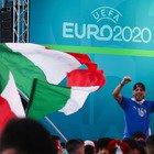 Euro2020, Italia-Austria, i tifosi a Piazza del Popolo