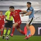 Lazio-Bayern Monaco, la fotogallery degli ottavi di Champions