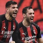 Milan, altri due casi: Calhanoglu e Theo Hernandez positivi al Coronavirus