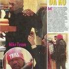Mike Tyson fa shopping a Milano (Novella2000)
