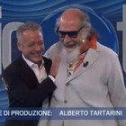 Roberto D'Agostino a Io e Te, la battuta a Diaco spiazza tutti: «Finalmente oggi non hai pianto...». Lui reagisce così
