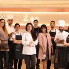 Lux Restaurant, da Džeko al Trio Medusa tutti pazzi per Mikychef