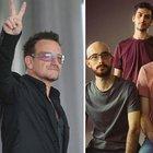 «La canzone di Bono per gli Europei è una copia dei Pinguini Tattici Nucleari»: accuse dai social