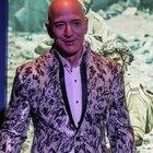 Jeff Bezos batte Elon Musk: con 211 miliardi di dollari è il paperone del mondo