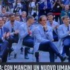 Nazionale, Mario Draghi a Donnarumma: «... 'ndo stai? E che parate!»